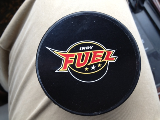 new echl team in indy indy fuel general hockey